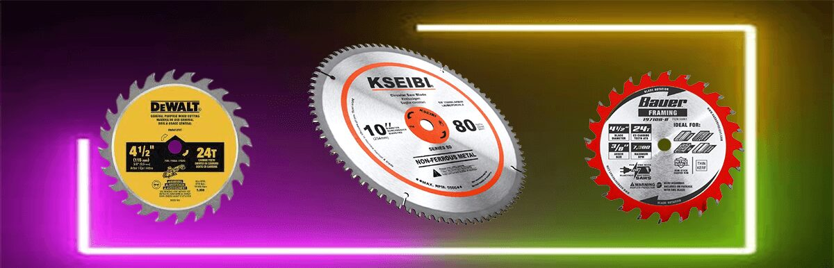 TOP-10 Best Circular Saw Blades Reviews For Every Cut – Saws Verdict
