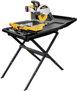 most-popular-and-top-rated-dewalt-D24000S-10-Inch-wet-tille-saw-with-stand-review
