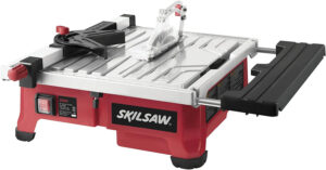 skil-3550-02-7-inch-wet-tile-saw-with-hydrolock Water Containment System