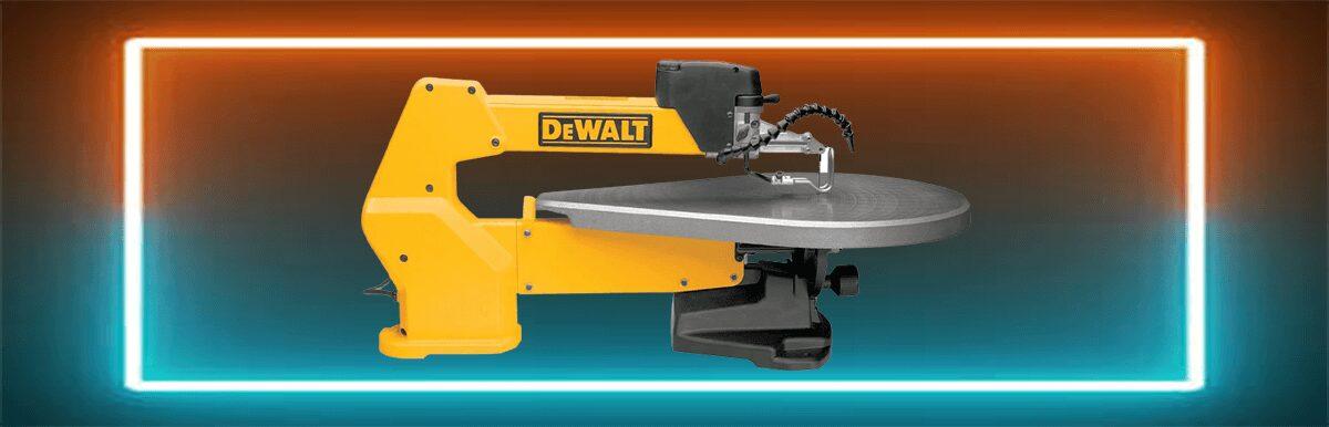 DEWALT DW788 [20-Inch] Scroll Saw (2021 Review) – Saws Verdict